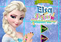 Juego de Accion Elsa