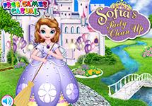 Juego de Accion Princesas