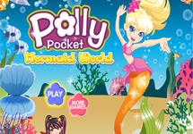 Juego de Vestir Polly Pocket