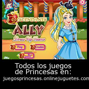 Juegos De Vestir A Los Descendientes Juegos De Princesas