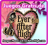 Juegos de vestir a las Ever After High