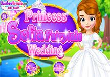 Juegos de vestir de frozen boda